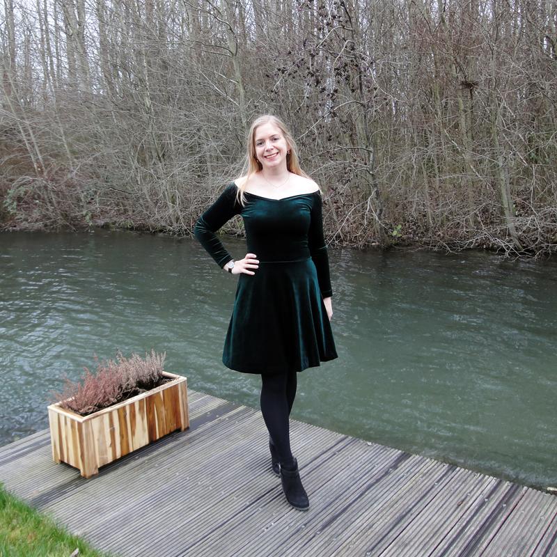 Betere Feestelijke jurk voor een speciale gelegenheid! - Naaiblog vol DW-64