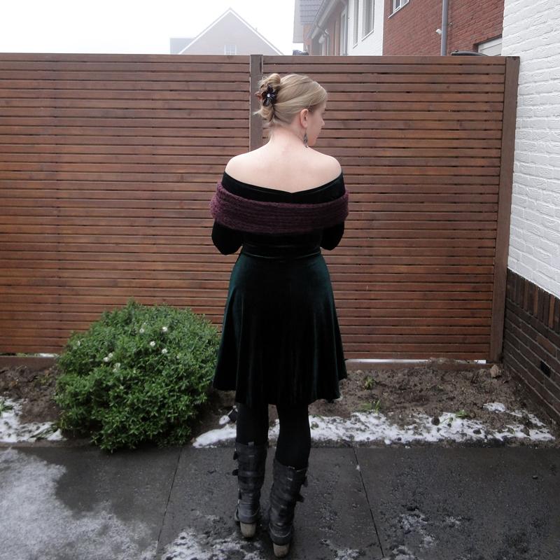 Beste Feestelijke jurk voor een speciale gelegenheid! - Naaiblog vol YJ-56